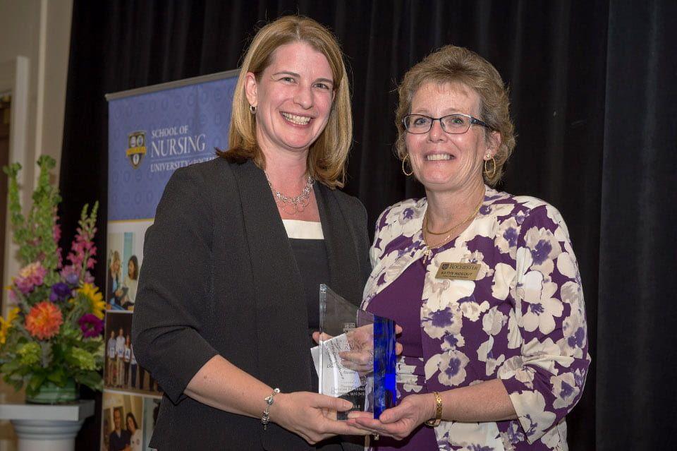 Dean's Diamond Distinguished Alumna