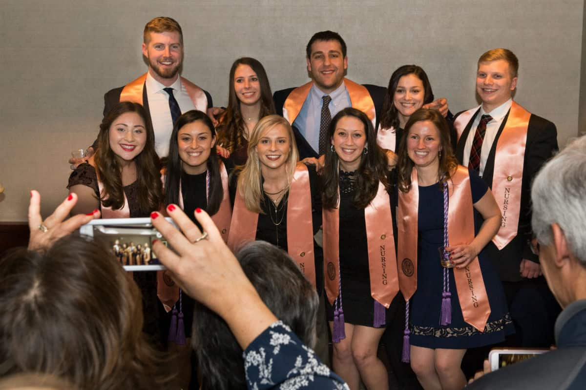 Pinning Ceremony Celebrates Newest Graduates