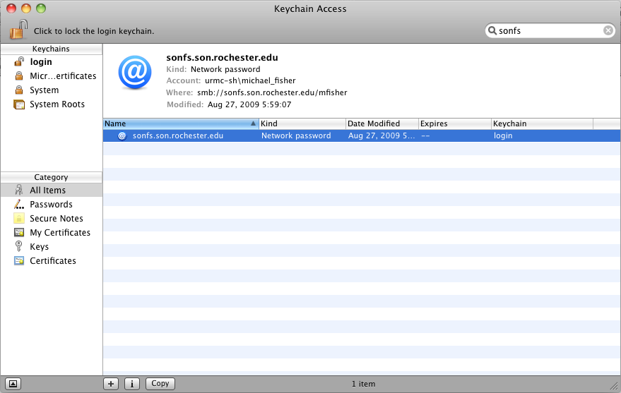 how to access u drive on mac